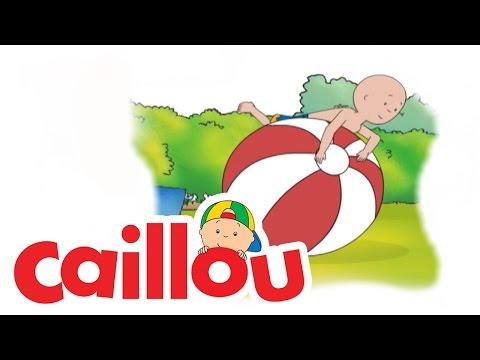 Caillou - Caillou of the Antarctic  (S04E09)