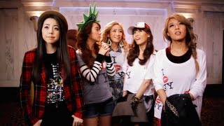 Watch Wonder Girls Dear Boy video