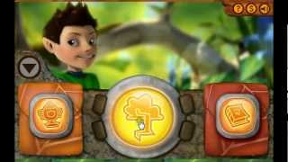 GamerDads Child Friendly Gameplay - Tree Fu Tom (Educational Flash Game)