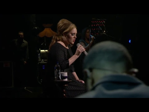 Adele - One and Only Live Itunes Festival 2011 HD