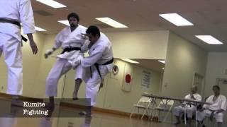 Black Belt Karate Test