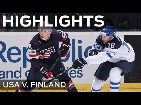 KHLers shine for Team USA | #IIHFWorlds 2015