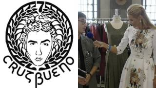 ART IN FUSION TV - Interview with Cruz Bueno Fashion Designer LFW2016