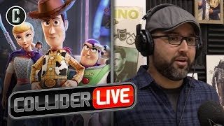 Toy Story 4 Director Talks About How the Movie Came to Be