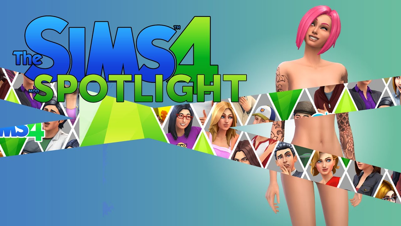 The sims nudity mod hentay picture