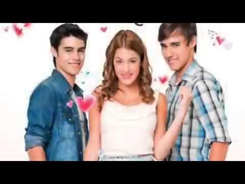 Video tentang Foto Di Violetta E Leon Insieme