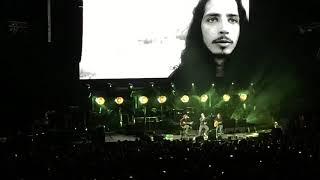 I am the highway tribute to Chris Cornell - Adam Levine Seasons @ The Forum 1/16/19