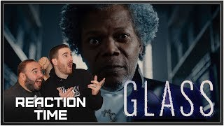 Glass Trailer #2 - Reaction Time!