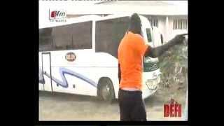Lutte   Gris Bordeaux vs Tyson - Le CNG interdit a Tyson de faire entrer son bus