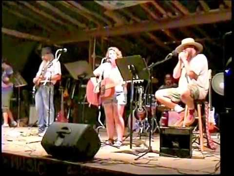 The Mertens Family Band at Rock Falls Park -