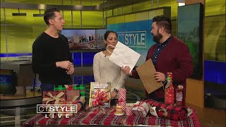 Lifestyle Expert Matthew Simko shows us an alternative to gift wrapping