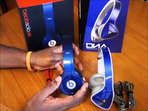 Monster D.N.A. vs. Beats by Dre Solo HD: Headphones