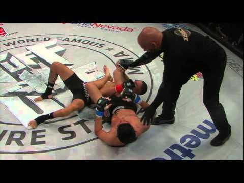 Rudy Garcia vs Bronson Sabado