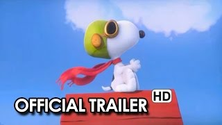 Snoopy And Charlie Brown: The Peanuts Movie Official UK Teaser Trailer #2 (2015) HD