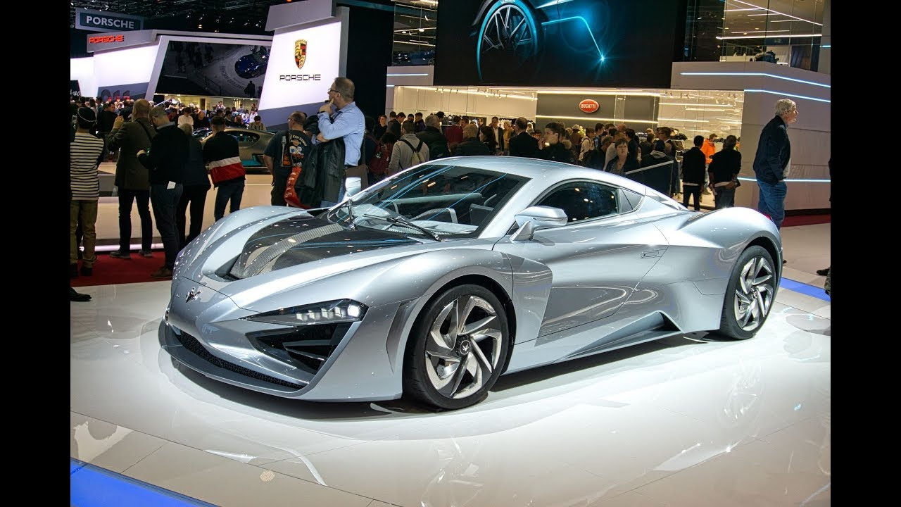 Crazy Wild and Weird Cars You Didn't Know Existed - AT Geneva Motor Show 2019