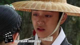 170611 7일의왕비 아역연배우 촬영현장비하인드 최초공개