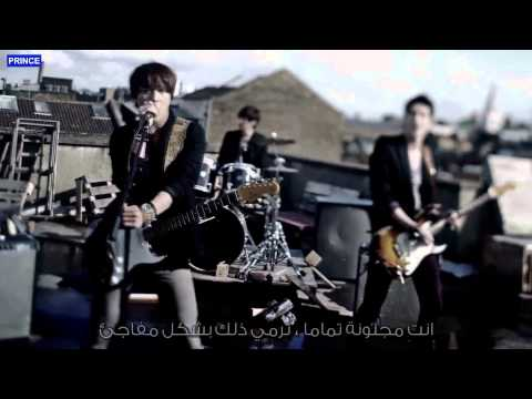 CN BLUE - I'M SORRY [ Arabic sub ]