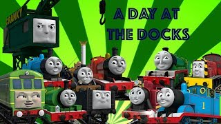 A Day at the Docks (Thomas and Friends Character Improv)