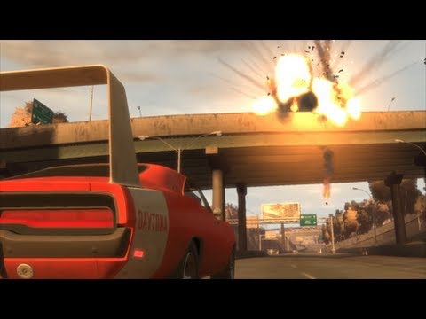 Fast & Furious 6 Trailer Remake In Gta 4 video