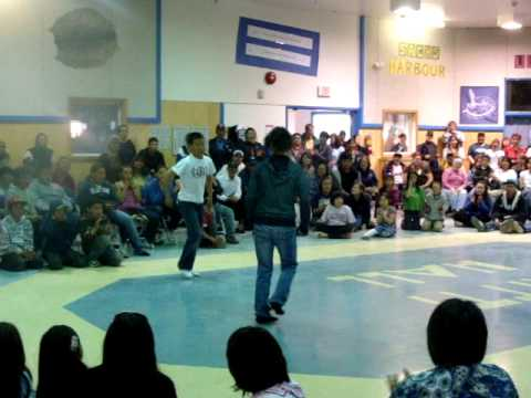 IFA Celebration Tuktoyaktuk Jigging Contest.