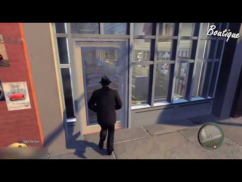 Mafia 2 Demo - All 5 Playboy Magazine Locations Video