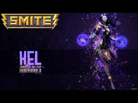 SMITE HELA GAMEPLAY (PT-BR)