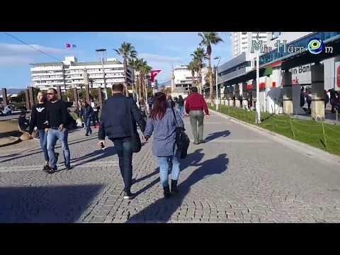 VLOG Прогулка перед похолоданием и домашние дела. Измир, Турция.