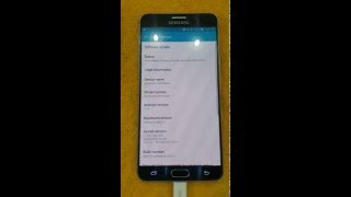 Unlock IMEI Repair Blacklist Samsung Note 5 | Change Imei Note 5