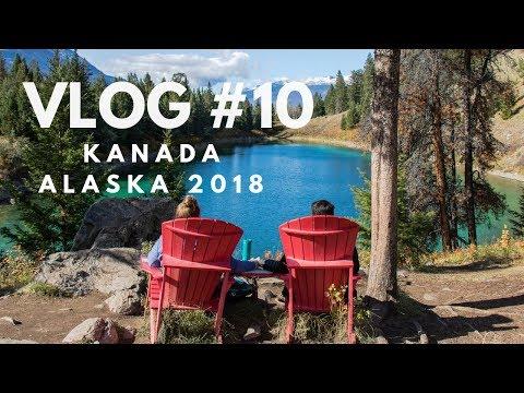 Kanada Rockies, Jasper Nationalpark - Vlog #10, Kanada