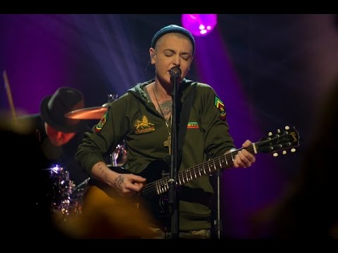 Sinad O'Connor interview + '4th and Vine' (live) on Skavlan