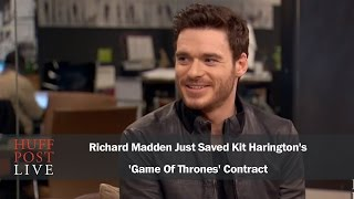 Richard Madden Just Saved Kit Harington
