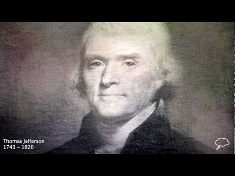 a biography of thomas jefferson a president of the united states Thomas jefferson, a brief biography (born  thomas jefferson wrote his own epitaph and designed the obelisk  third president of the new united states,.