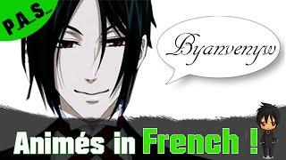 POP ANIME SMASH 13 : Le français dans les animés
