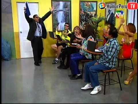 El Cartel Del Humor 28/04/13 LA ESCUELITA | Chistes | Apodos | COMPLETO 28/04/2013