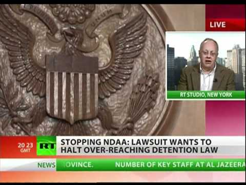 Chris Hedges sues Obama over NDAA