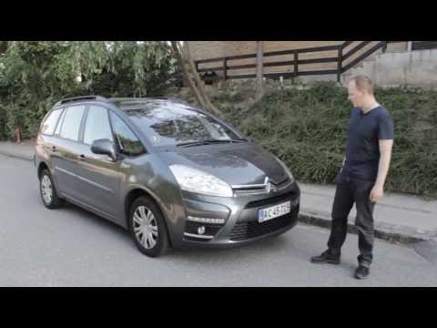 Citroen C4 Grand Picasso - 2013 review