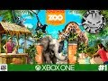 ZOO TYCOON - CAMPANHA #1 ZOOLÓGICO DA COSTA OESTE EUA (Português - BR) XBOX ONE
