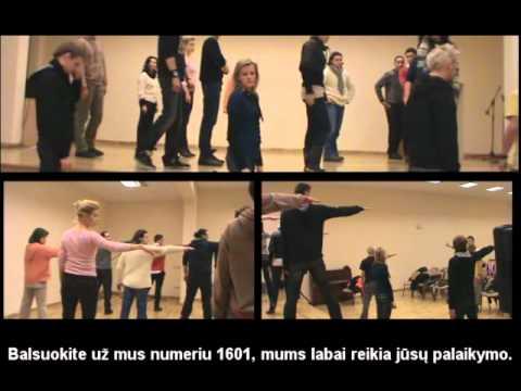 Vilniaus Sidabrinis Choras!