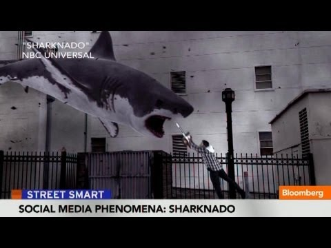 Tara Reid: `Sharknado' Future Is Limitless