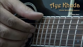 Aye Khuda and Zindagi Do Pal Ki - Guitar Chords Lesson