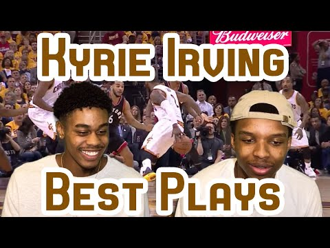 THE JELLY!! KYRIE IRVING 2016-2017 NBA SEASON BEST PLAYS REACTION!