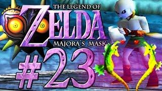 ZELDA: MAJORA'S MASK # 23 ★ Ja, ist denn schon Ostern? [HD]