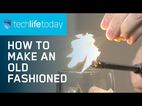 techlifetoday: How to make an Old Fashioned