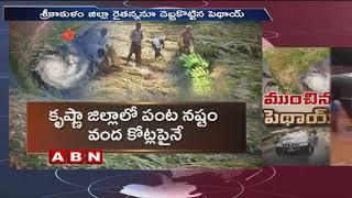 Phethai Cyclone causes Rs 200 crores crop loss in Andhra Pradesh