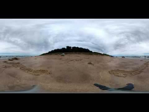 Beachin' in 360
