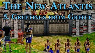 Age of Mythology: The New Atlantis - 3. Greetings from Greece