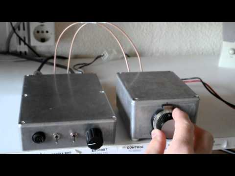 SM7NWJ Hamradio direct conversion phasing receiver for cw on the 20-meter band.