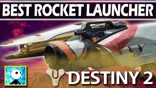 Destiny 2 Best Rocket Launcher Damage Comparison - Sins of the past - Curtain Call - Hoosegow