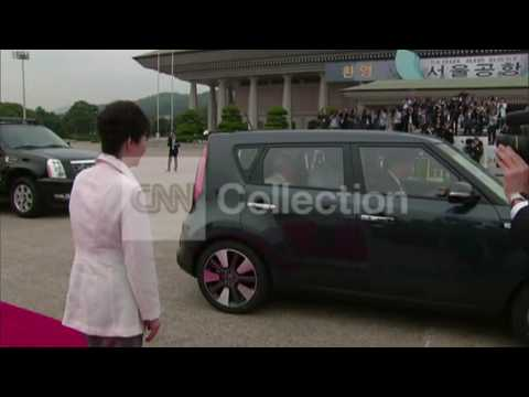 SOUTH KOREA: POPE FRANCIS ARRIVAL (MORE)