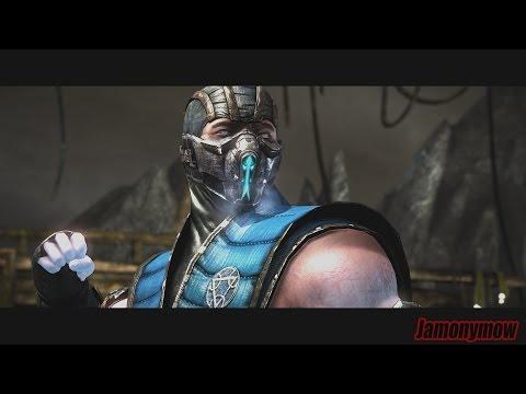 Mortal Kombat X - Sub Zero - Fatalities  Fatality